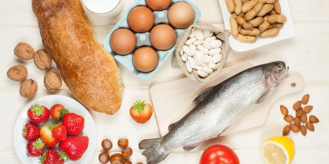 Allergy Foods